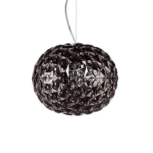 Planet suspension LED fumé - Kartell