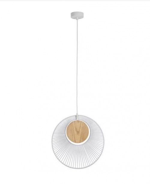 Suspension Oyster Blanc - Forestier