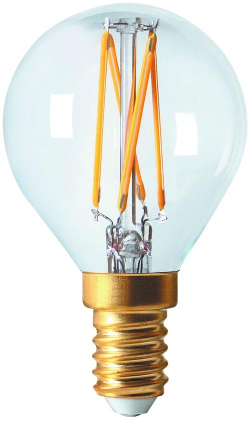 Ampoule LED sphérique 4W E14 320lm