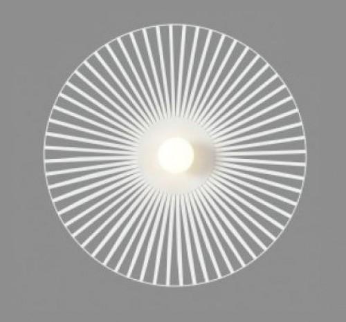 Applique Lucie - Harpo blanc - D.70 cm