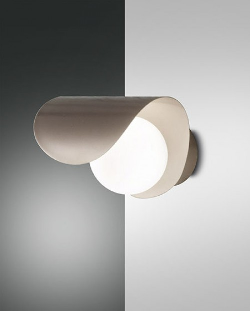 Applique LED Adria doré mat