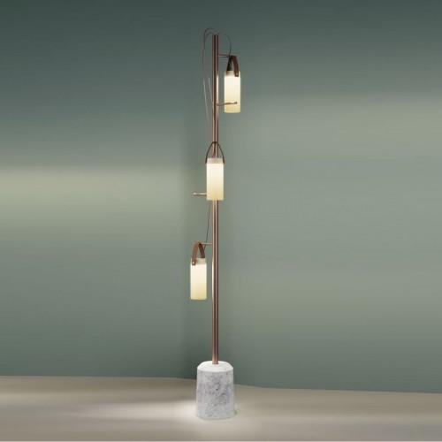 Galerie lampadaire - Fontana Arte
