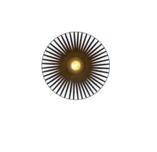 Applique Lucie Harpo - Noir - D.55 cm