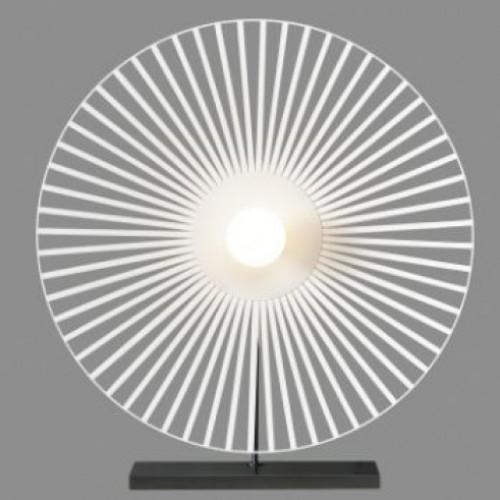 Lampe à poser Tazena - Blanc - D. 70