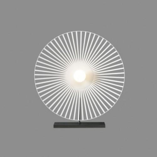 Lampe à poser Tazena - Blanc - D 55