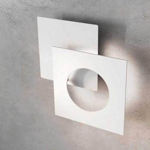 Applique murale LED Petra 26 blanc