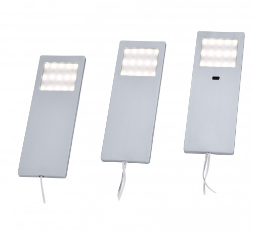 Kit de 3 modules - éclairage sous meuble