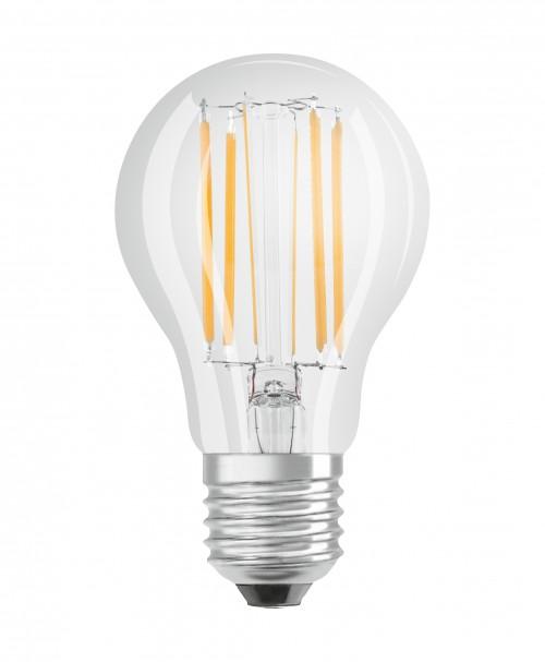 Ampoule LED filaments E27 8W 806 lm - Gradable