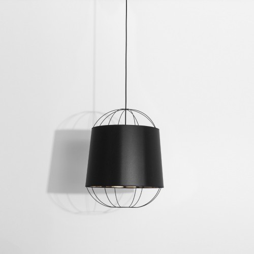 Lanterna D.47 suspension noir & or