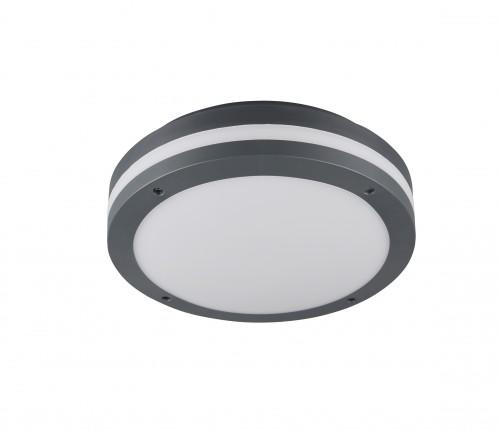Plafonnier LED extérieur Piave avec détecteur