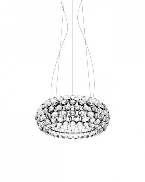 Caboche Media suspension - Foscarini