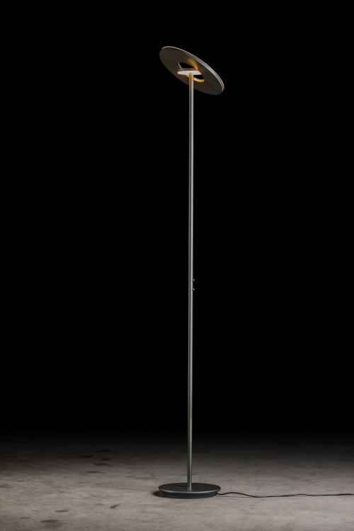 Lampadaire LED Nova 9900lm aluminium