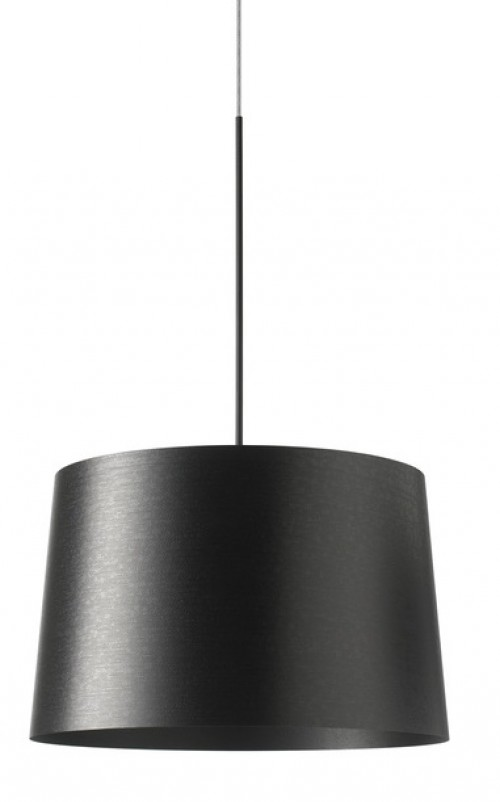 Twiggy Grande suspension noire - Foscarini