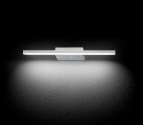Applique Forte LED 2x6.4W alu