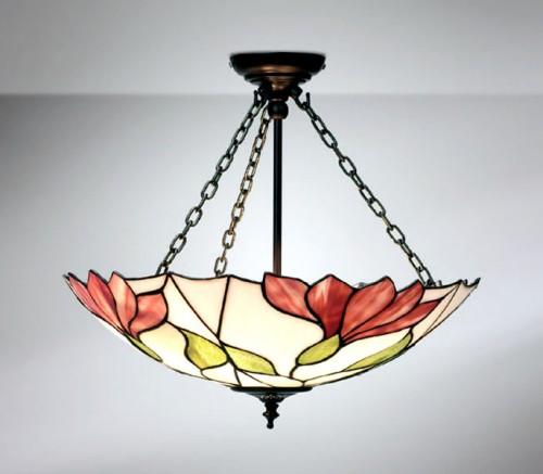 Suspension Tiffany Botanica
