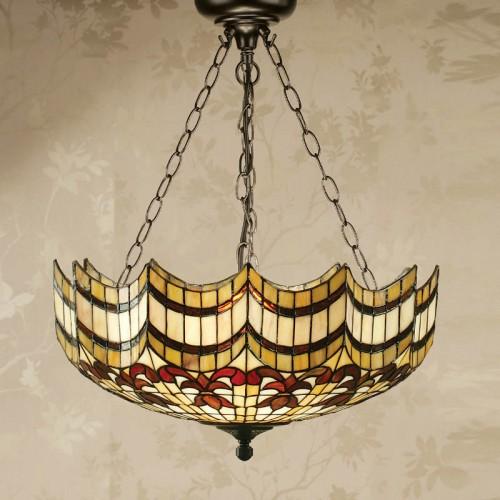 Suspension Tiffany Vesta D.50