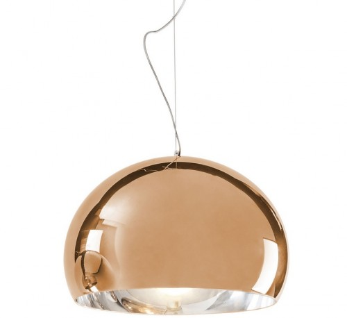 Fl/y suspension cuivre - Kartell