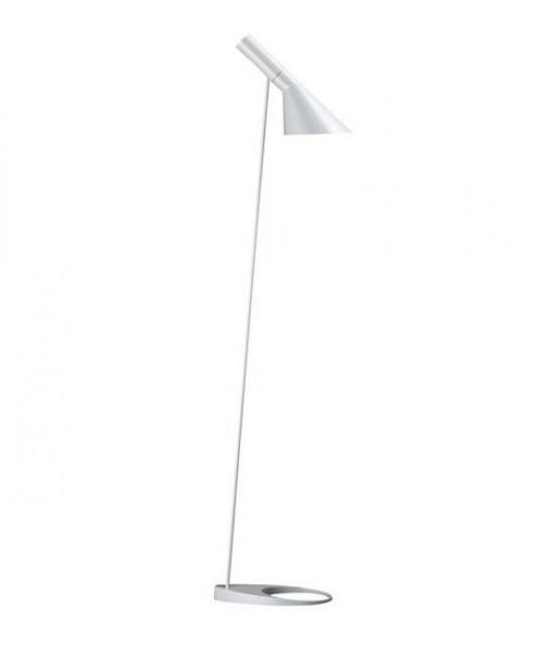 AJ lampadaire blanc - Louis Poulsen