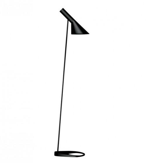 AJ lampadaire noir - Louis Poulsen