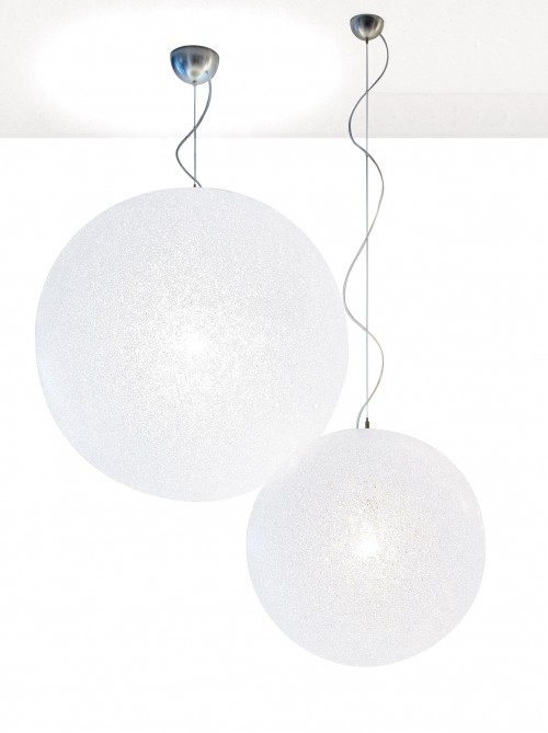Suspension ice globe 57 lumen center d couvrez for Globe luminaire interieur