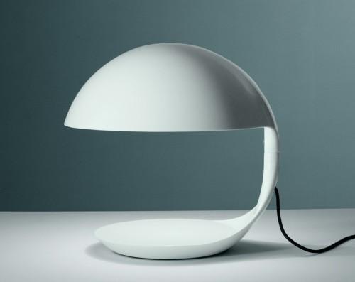 Lampe Cobra Blanche - Martinelli