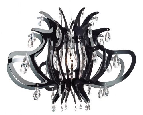 Lillibet lustre noir - Slamp