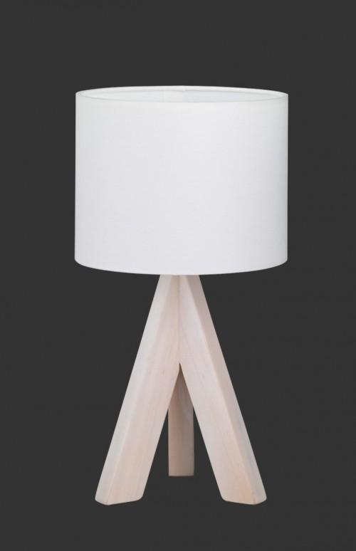 Lampe à poser Ging ABJ blanc
