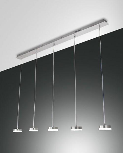 Suspension LED Dunk 5x8W
