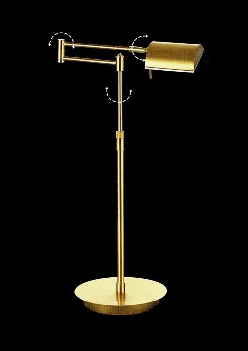 Lampe de bureau articulée Led Graz 1300lm