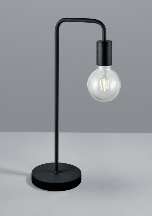 Lampe à poser Diallo noire