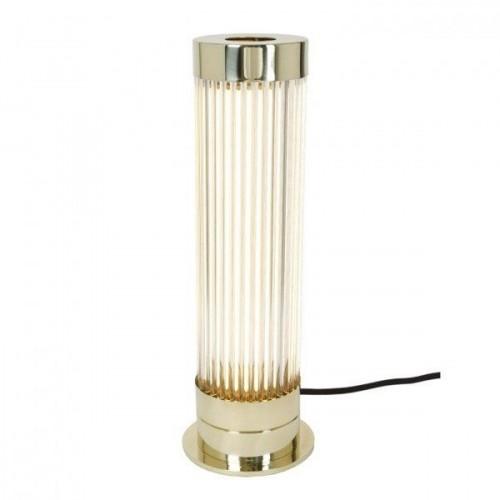 Lampe à poser 7214 Pillar - Original BTC - Laiton poli