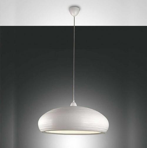 Suspension LED Lodge - Blanche
