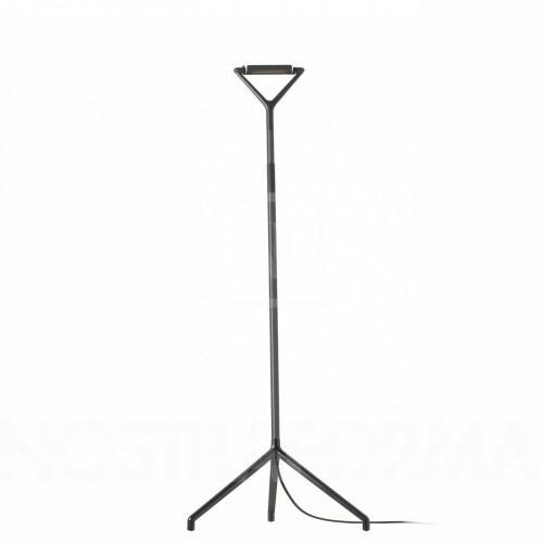 Lola lampadaire télescopique design noir - Luce Plan
