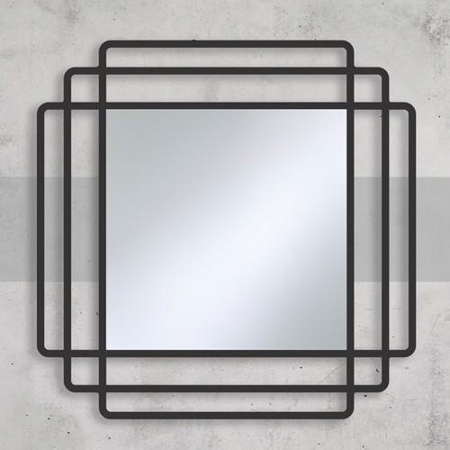 Miroir Contour noir Deknudt Mirrors