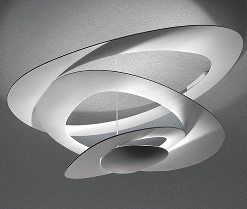 Pirce Mini Soffitto Halo - Artemide