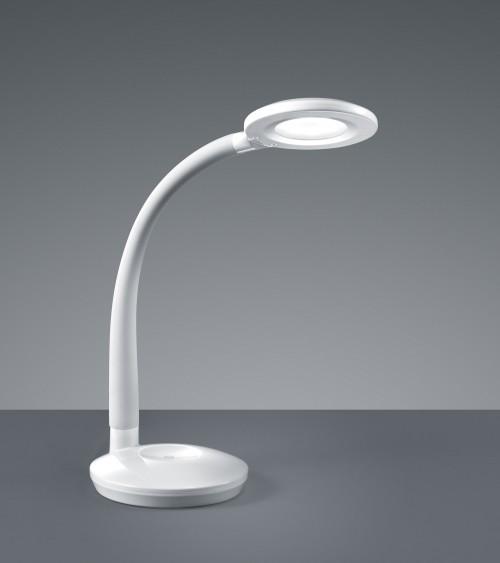 Lampe à poser Cobra Blanc LED