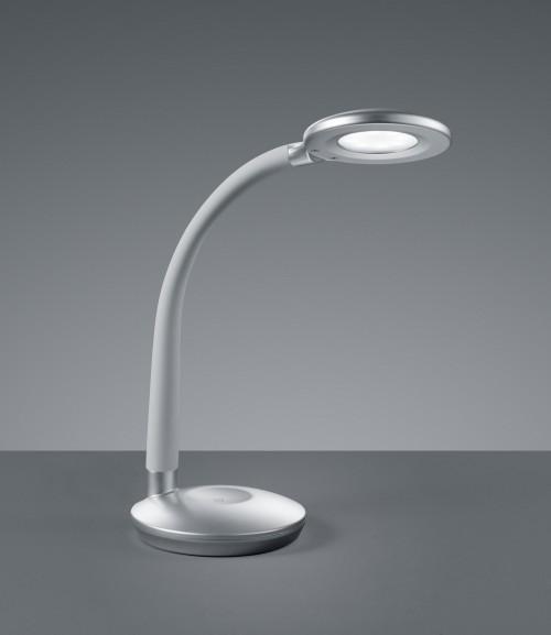 Lampe à poser Cobra Grise LED