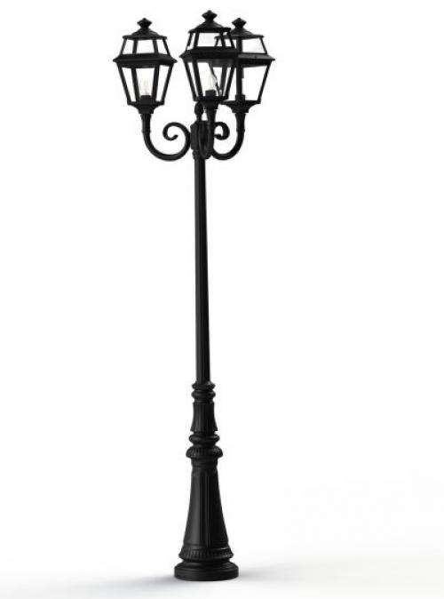 Lampadaire extérieur Place des Vosges 2 H.263