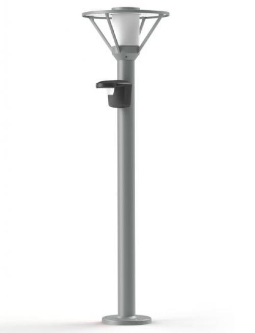 Borne Bermude H.110 avec détecteur