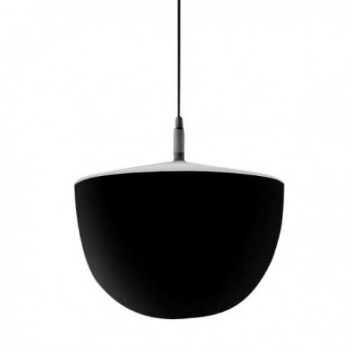 Suspension Cheshire LED - Fontana Arte - Noir