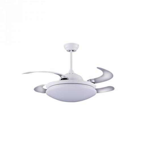 Ventilateur de plafond Klon Blanc