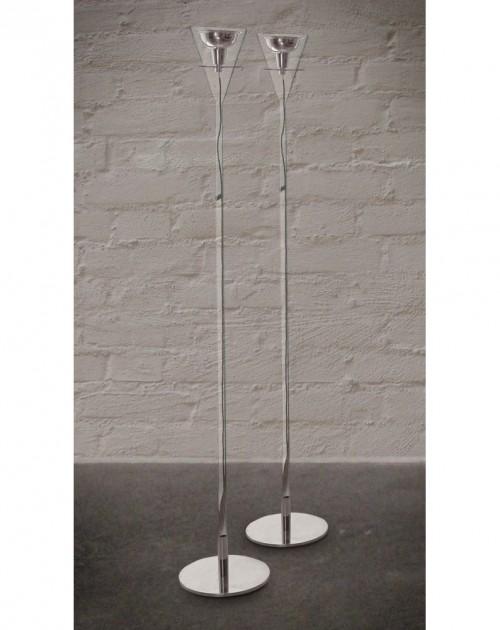 Flûte 1 - Magnum lampadaire - Fontana Arte