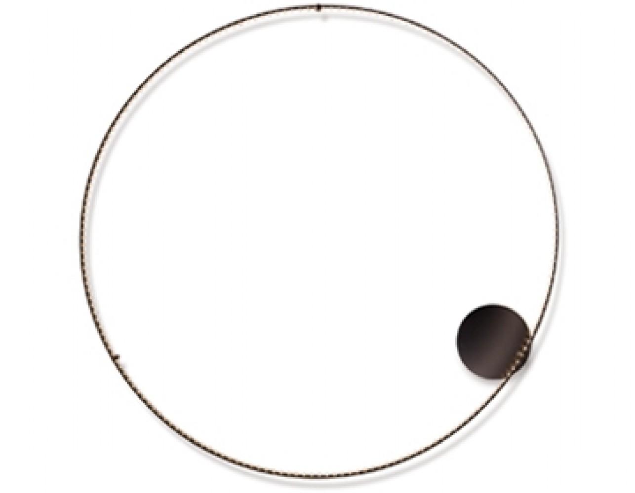 Applique/Plafonnier LED Curve Standard D.120 - Le Deun
