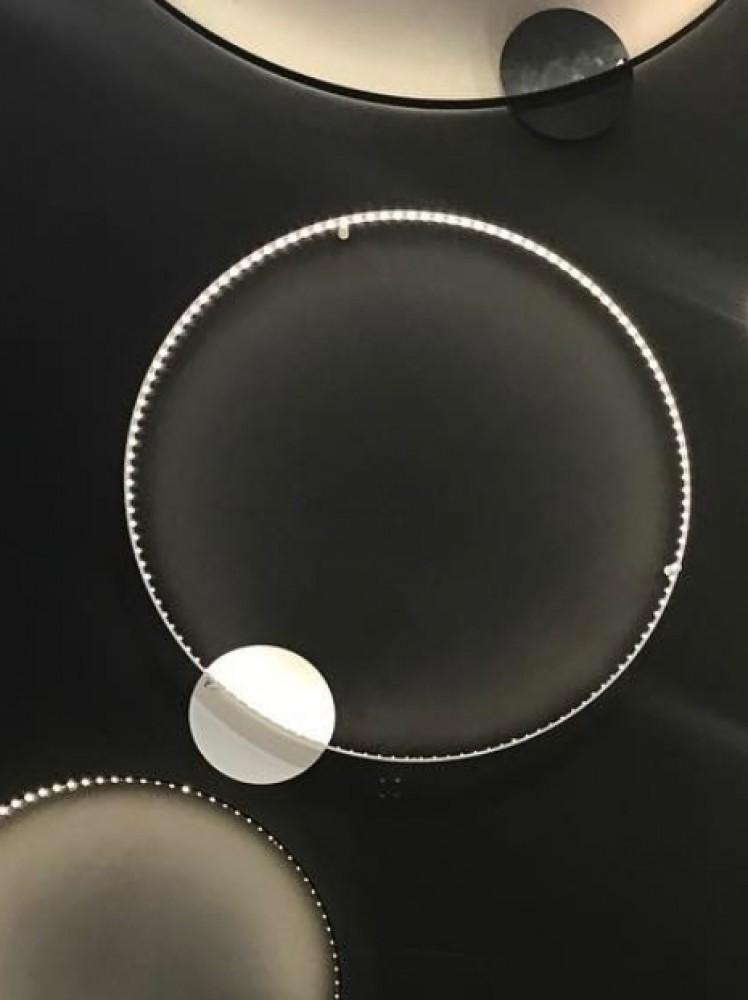 Applique/Plafonnier LED Curve Standard D.80 - Le Deun