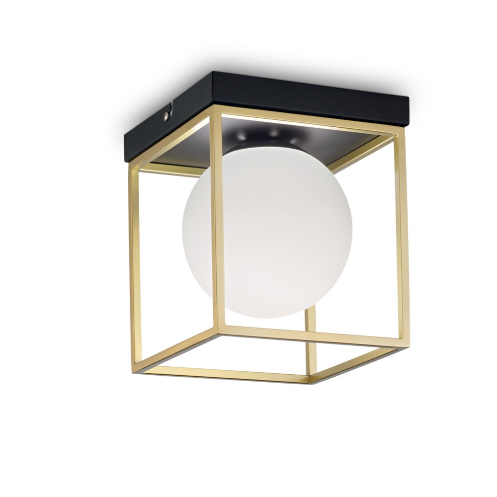 Plafonnier Lingotto - Ideal Lux