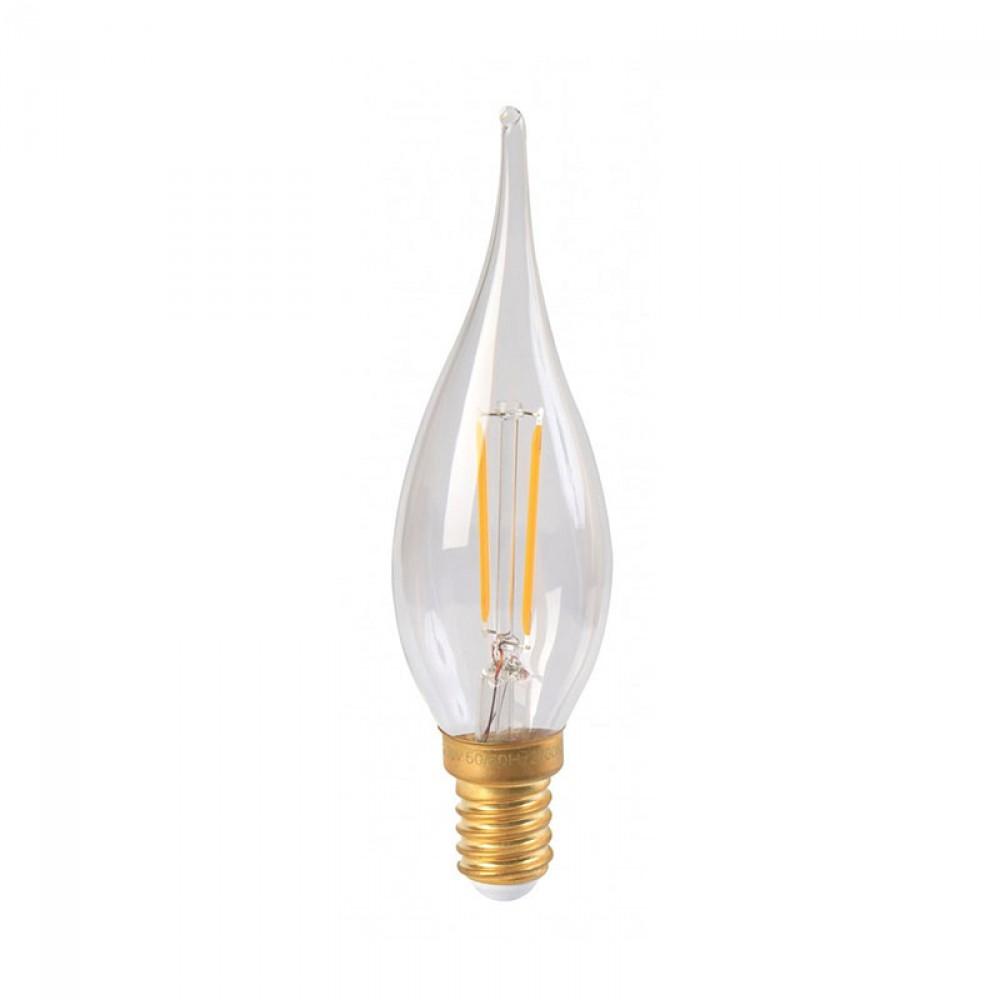 Ampoule flamme LED 4W grand siècle claire