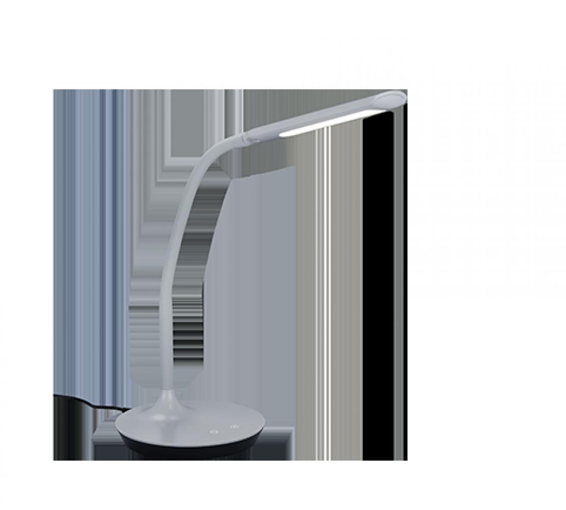 Lampe de bureau Led Polo grise