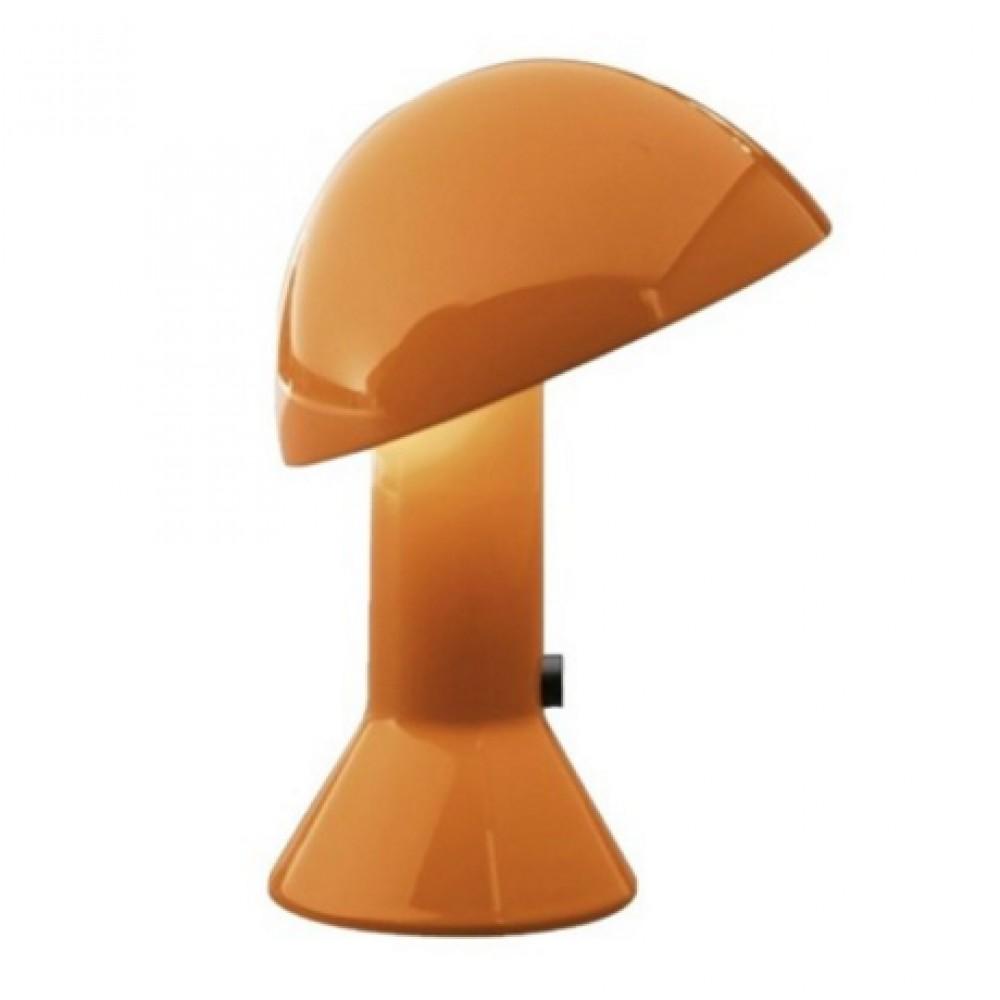 Lampe à poser Elmetto Orange - Martinelli