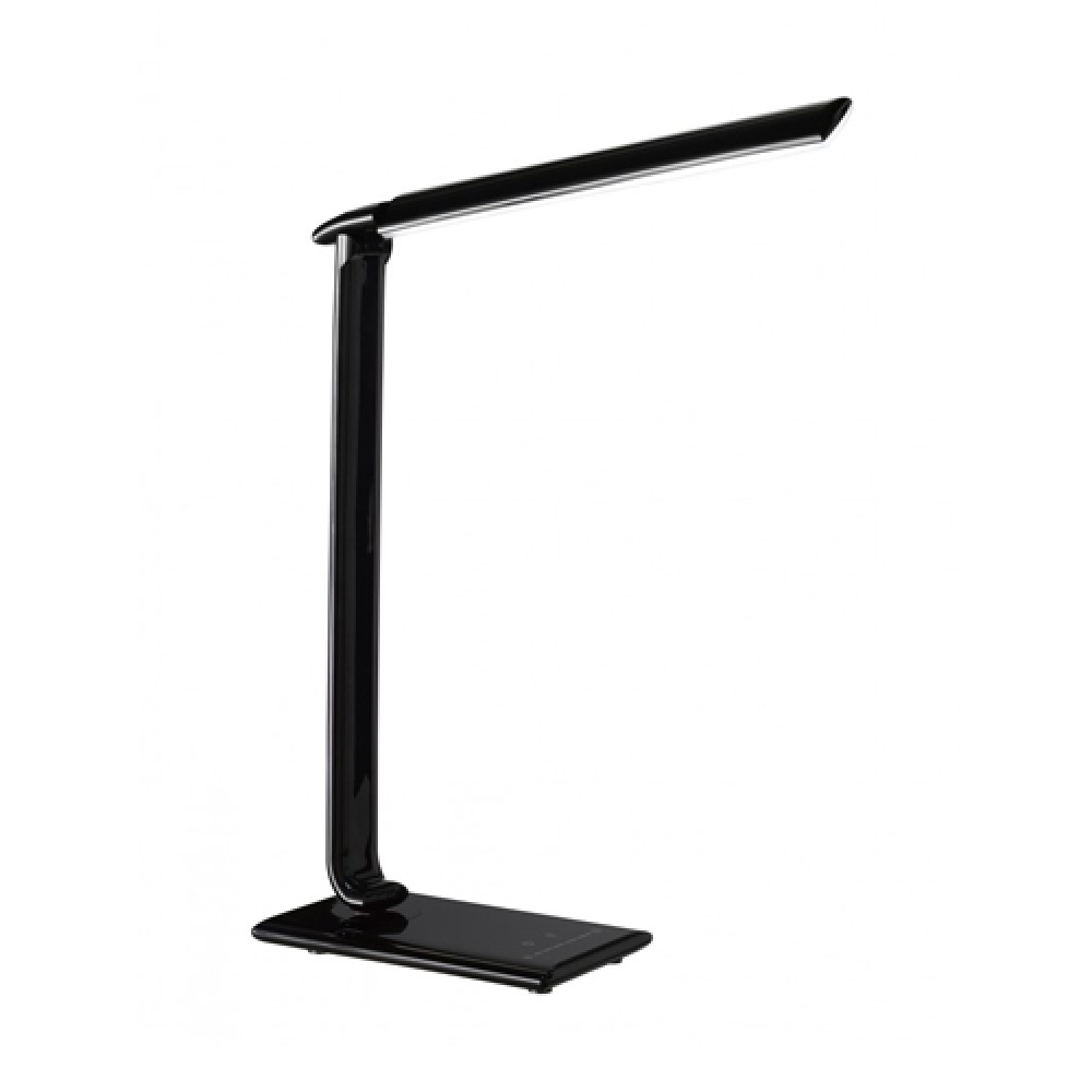 lampe de bureau usb led noire d couvrez lampes de bureau jeancel luminaires. Black Bedroom Furniture Sets. Home Design Ideas