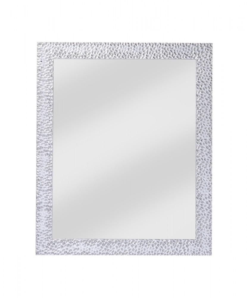 Miroir Oslo argent 48x58
